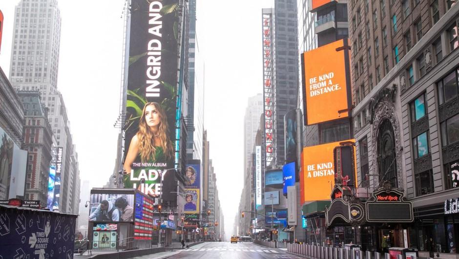 Gledališča na slovitem Broadwayu bodo zaprta do junija (foto: profimedia)
