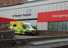 Borisa Johnsona so odpustili iz bolnišnice v domačo osamo