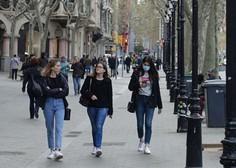 Več sto tisoč ljudi v Španiji se je vrnilo na delo
