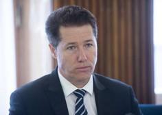 Državni sekretar Franc Breznik ponudil odstop zaradi prehitre vožnje pod vplivom alkohola