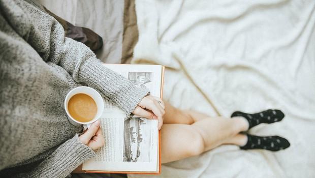 Za branje knjig ni nikoli škoda časa, trdijo največji slovenski knjigoljubci (foto: unsplash.com)