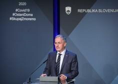 Notranji minister Aleš Hojs sprejel odstop državnega sekretarja Franca Breznika