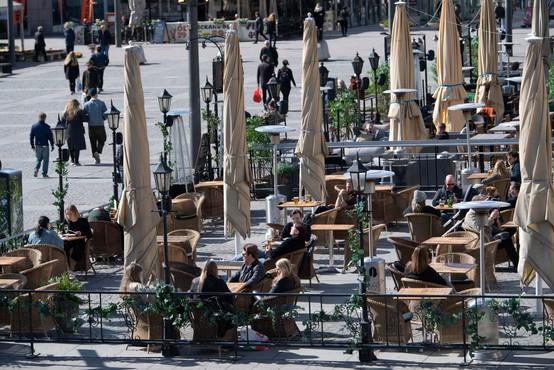 Švedski parlament sprejel zakon, ki vladi omogoča hitro sprejemanje ukrepov