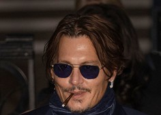 Johnny Depp in Jeff Beck s priredbo Lennonove skladbe Isolation proti karantenski monotoniji