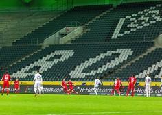 Prazne tribune nogometnih stadionov bodo v Nemčiji popestrili z vizualnimi in zvočnimi efekti