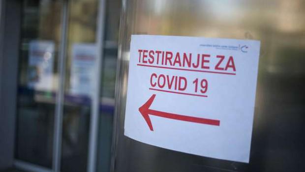 Statistika v Sloveniji: Pet potrjenih okužb, tri smrti (foto: Anže Malovrh/STA)
