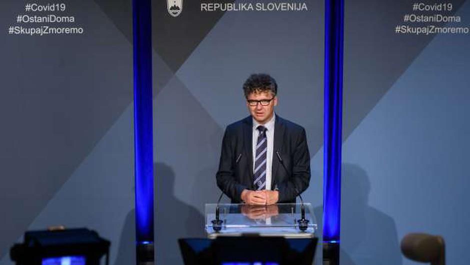 Miroslav Petrovec: Test za raziskavo o razširjenosti covida-19 zelo zanesljiv (foto: Nebojša Tejić/STA)