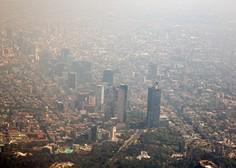 Možna je povezava med onesnaženostjo zraka in smrtnostjo zaradi covida-19