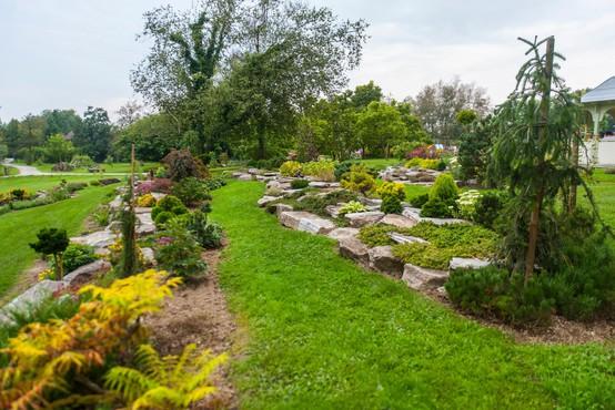 Arboretum Volčji potok ponovno odprt