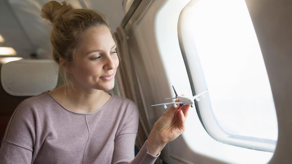 Bo takole videti prihodnost potovanj z letali? (foto: Profimedia)