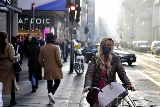 Je onesnaženost zraka ključni dejavnik smrtnih primerov zaradi koronavirusa?