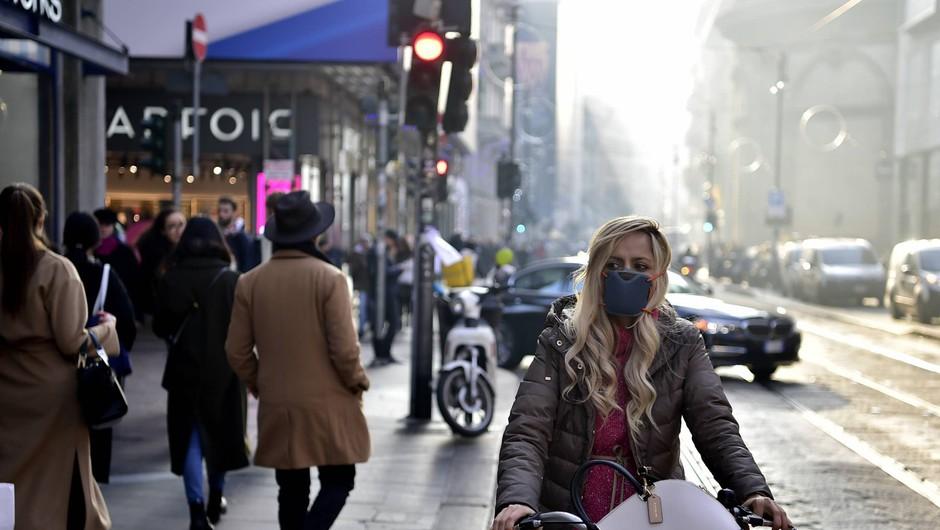 Je onesnaženost zraka ključni dejavnik smrtnih primerov zaradi koronavirusa? (foto: Profimedia)