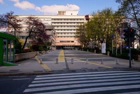 Iz UKC Ljubljana ukradli zaščitno opremo
