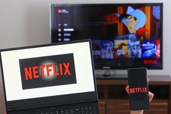 Netflix v času koronavirusa povečal število naročnikov