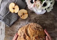 Mrzlica peke kruha: slovenski kulinarični ustvarjalci so z nami delili najboljše recepte