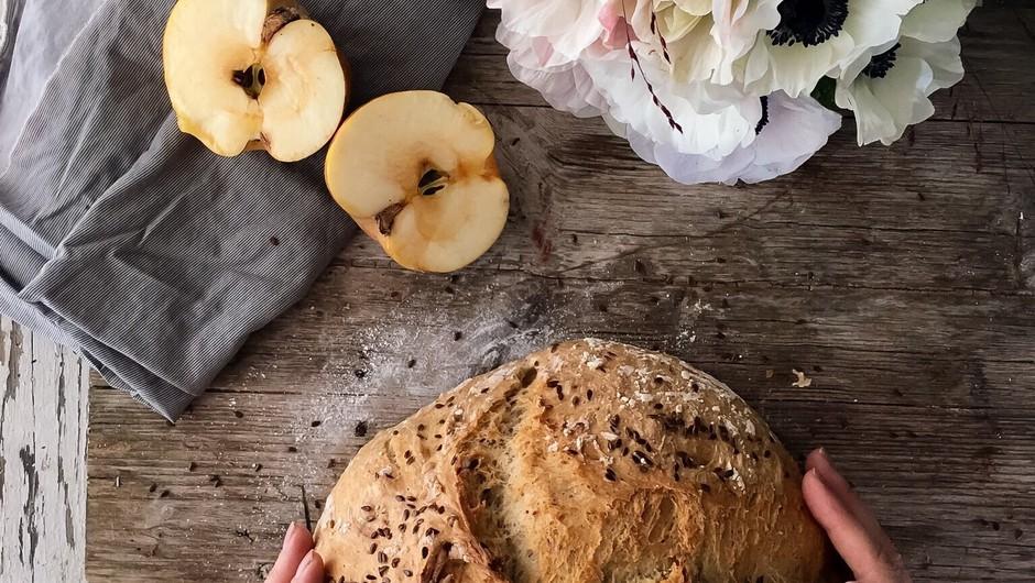 Mrzlica peke kruha: slovenski kulinarični ustvarjalci so z nami delili najboljše recepte (foto: Urška Fartelj)
