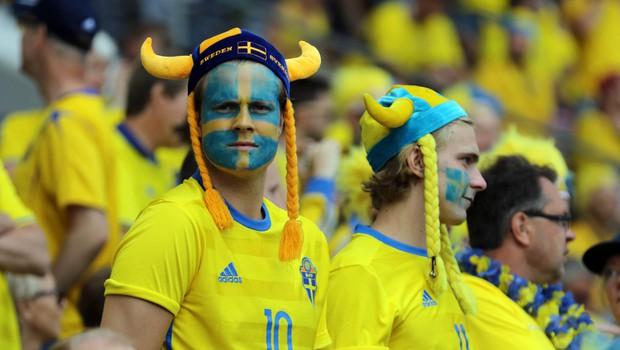 Švedi se ne dajo: nogomet pred polnimi tribunami (foto: profimedia)