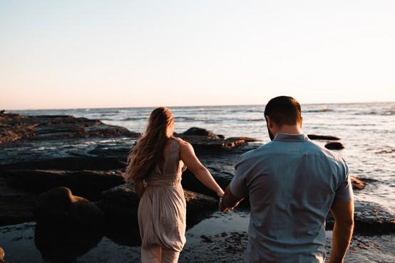 Poiščite si partnerja, ki bo z vami prebrodil viharje