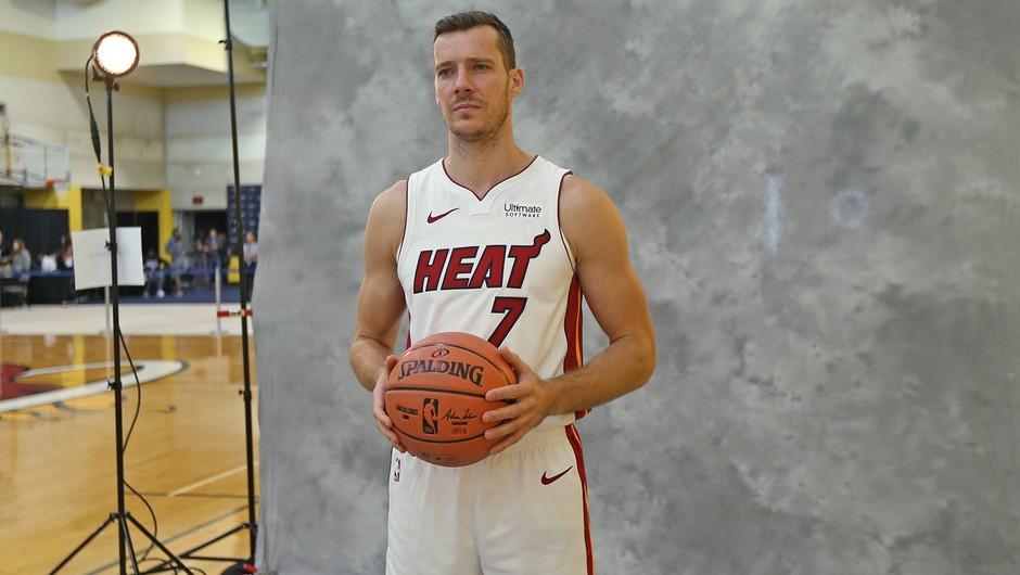 Slovenski košarkarski as ne pozna skopuštva (foto: Profimedia)