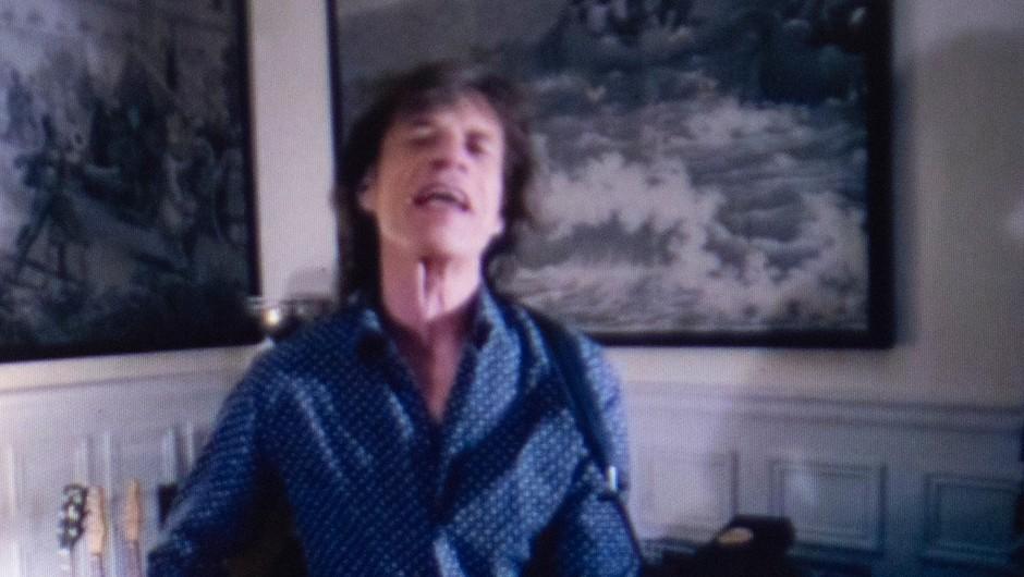 Nova skladba skupine Rolling Stones, ki po naključju sovpada s karanteno (foto: profimedia)