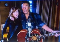 Bruce Springsteen zbral glasbene zvezdnike v boju proti koroni
