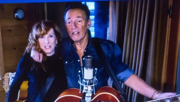 Bruce Springsteen zbral glasbene zvezdnike v boju proti koroni (foto: Profimedia)