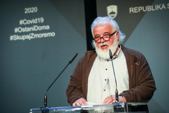 Svet NIJZ za novega direktorja izbral Milana Kreka