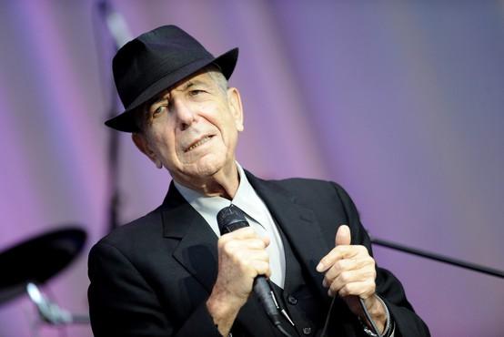 Skladba Leonarda Cohena The Hill dopolnjena s črno-belim videospotom