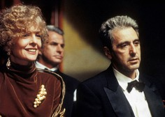 Al Pacino, sloviti Michael Corleone iz filmov Boter, praznuje 80 let