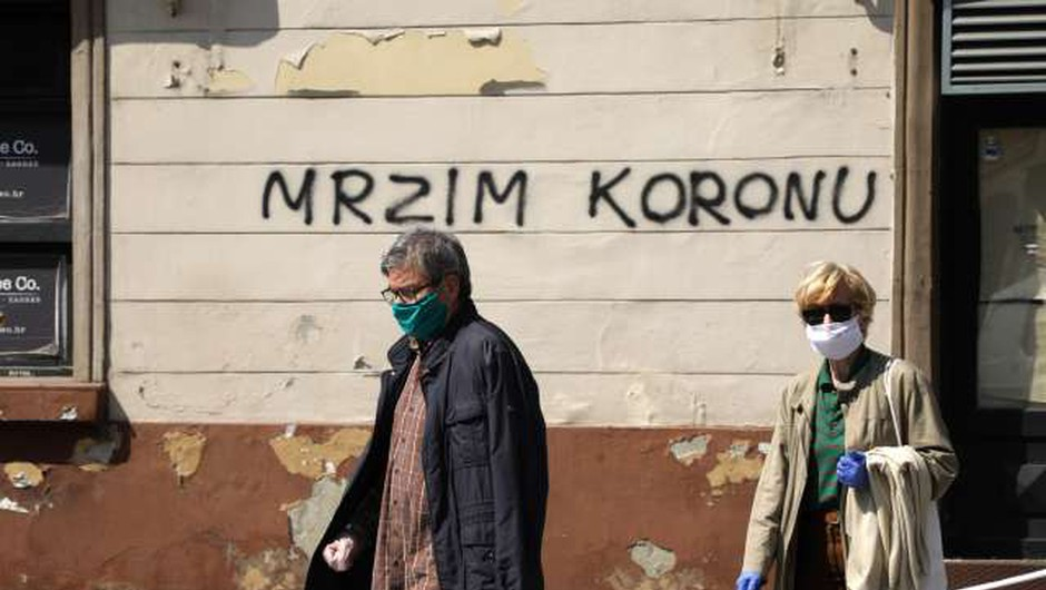 Hrvaška bo že danes odprla muzeje, galerije, knjižnice in knjigarne (foto: STA)