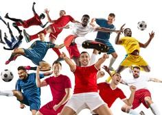 So fantje zaradi nogometa res boljši v geografiji?