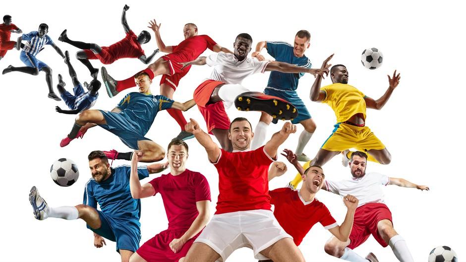 So fantje zaradi nogometa res boljši v geografiji? (foto: profimedia)