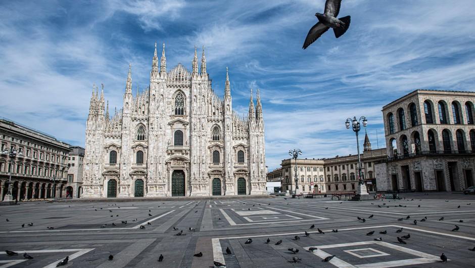V Italiji znan jasnejši načrt rahljanja ukrepov (foto: Profimedia)