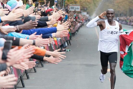 V Londonu bodo tekli le najboljši maratonci