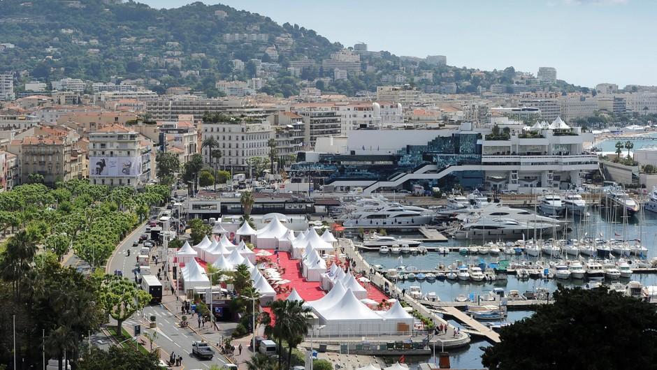 Filmski festival na spletu bo združil Cannes, Benetke in druge festivale (foto: Profimedia)