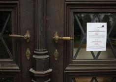 Splošne knjižnice in muzeji ostajajo zaprti