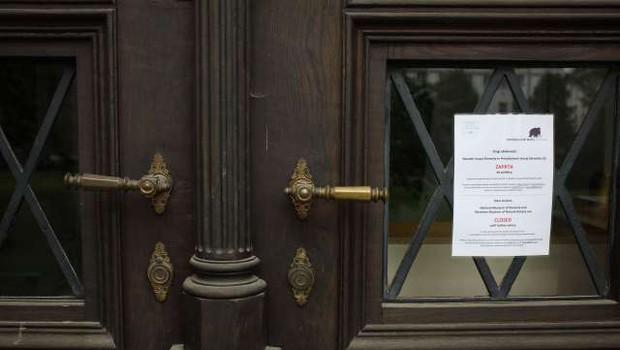 Splošne knjižnice in muzeji ostajajo zaprti (foto: Anže Malovrh/STA)