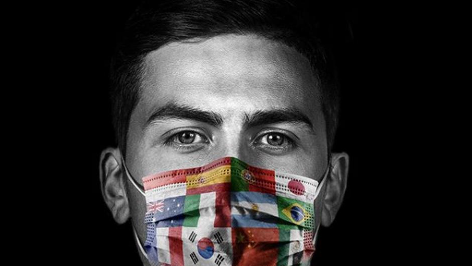 Italijanski nogometni zvezdnik tudi po četrtem testu pozitiven na koronavirus (foto: Printscreen/Instagram)