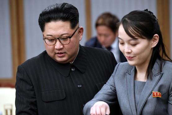 Vse, kar morate vedeti o Kim Yo Jong, mlajši sestri Kima Jonga Una