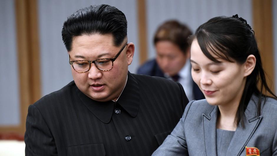 Vse, kar morate vedeti o Kim Yo Jong, mlajši sestri Kima Jonga Una (foto: Profimedia)