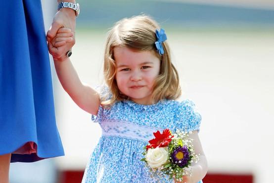 Mala princesa Charlotte razkrila, kakšen poklic bi opravljala