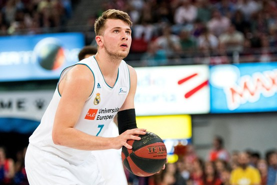 Dončić se vrača v Ameriko: ekipe NBA ponovno odpirajo dvorane