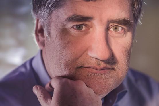 """Marko Radmilovič: """"Na radiu mi povsem zaupajo, nikoli ne sugerirajo tem ali me cenzurirajo!"""""""