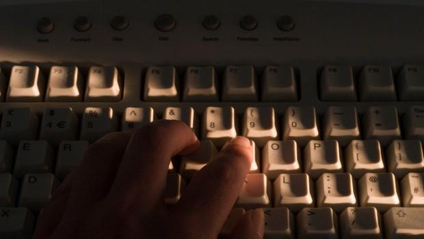 Policisti so med epidemijo zabeležili porast otroške pornografije na spletu (foto: profimedia)