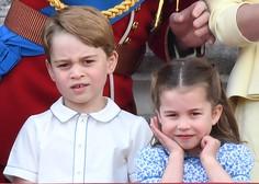 Britanska princesa Charlotte praznuje 5. rojstni dan