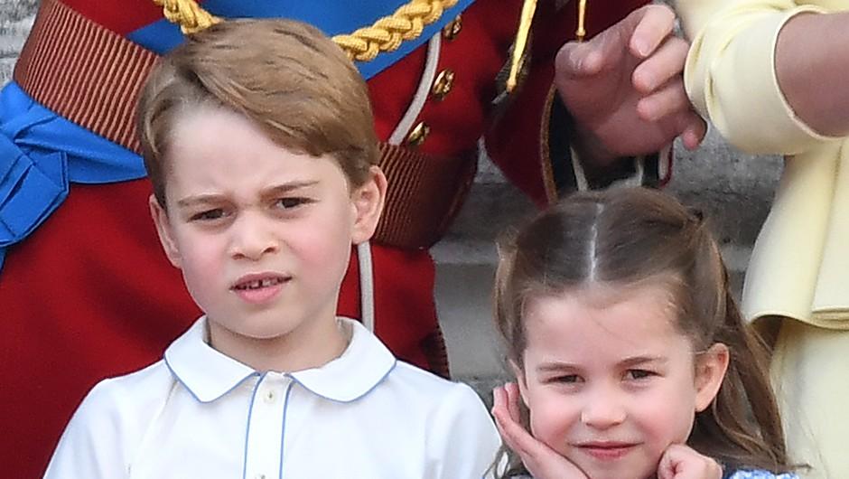 Britanska princesa Charlotte praznuje 5. rojstni dan (foto: Profimedia)