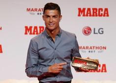 Ronaldo si obsesivno želi doseči največ golov v zgodovini nogometa