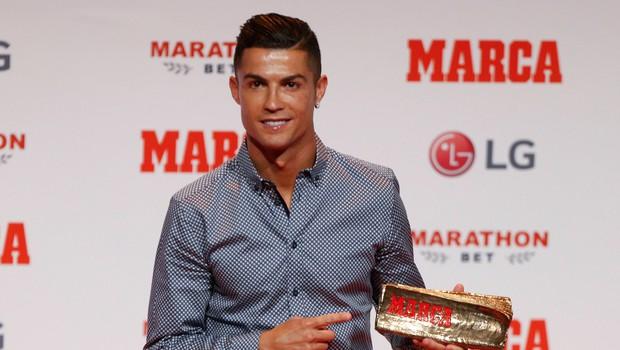 Ronaldo si obsesivno želi doseči največ golov v zgodovini nogometa (foto: profimedia)
