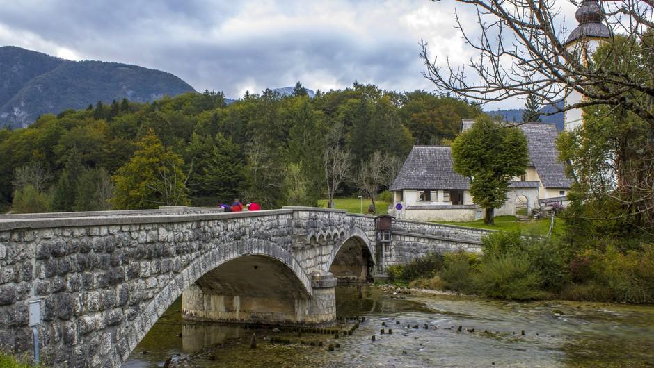 Kljub povečanemu obisku v gorenjskih turističnih krajih med prazniki ni bilo zapletov (foto: profimedia)