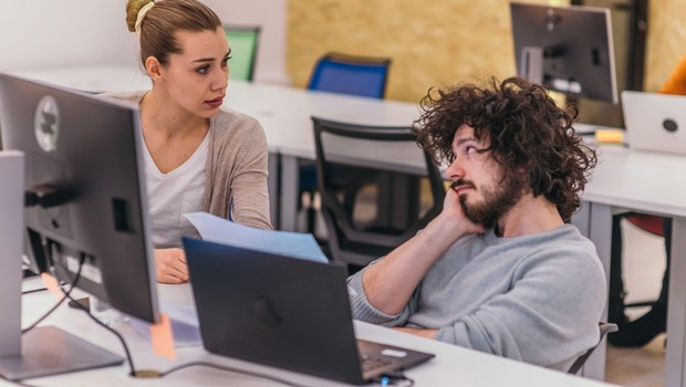56 odstotkov zaposlenih ima občutek, da njihov doprinos ni dovolj cenjen (foto: profimedia)